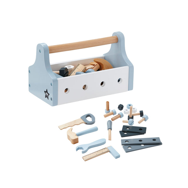 Tools Set - Blue