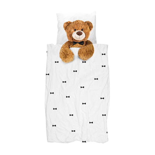 Snurk - Kids Duvet Cover Set - Teddy
