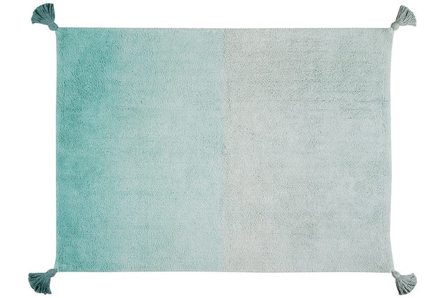 Washable Rug - Degrade Ombre - Ombre/Emerald