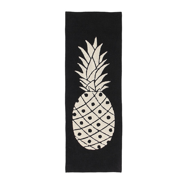 Washable Rug - Pineapple