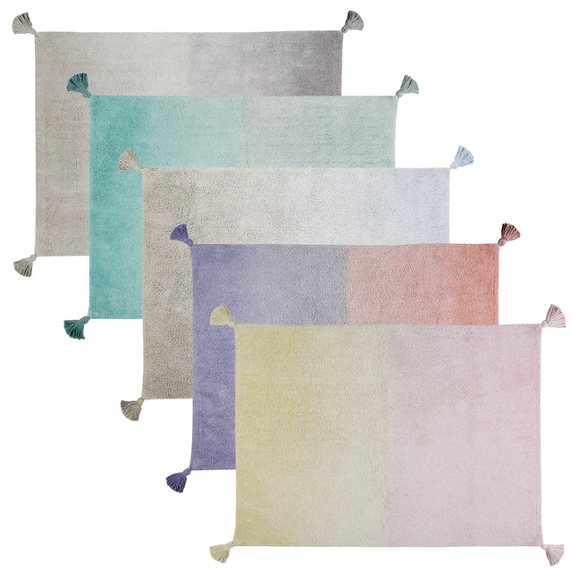 Washable Rug - Degrade Ombre - 120x160cm - 5 colours