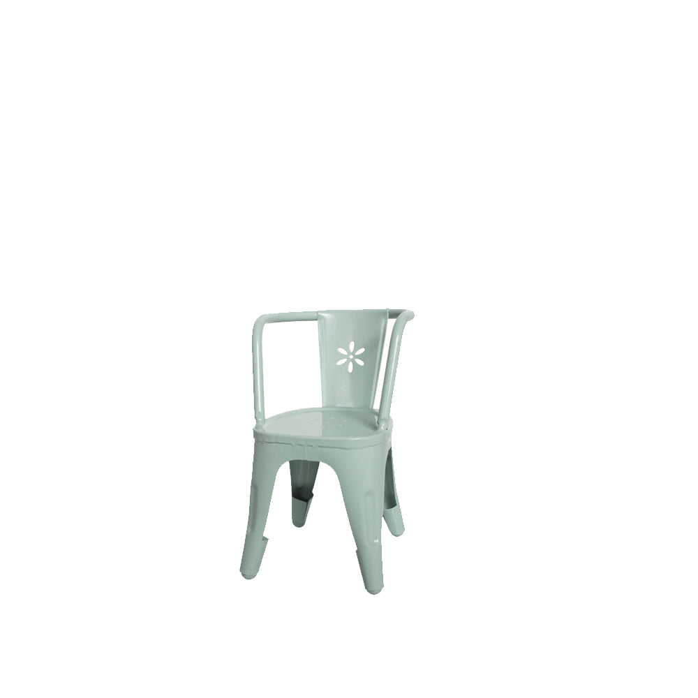 Maileg, Metal Chair - Green