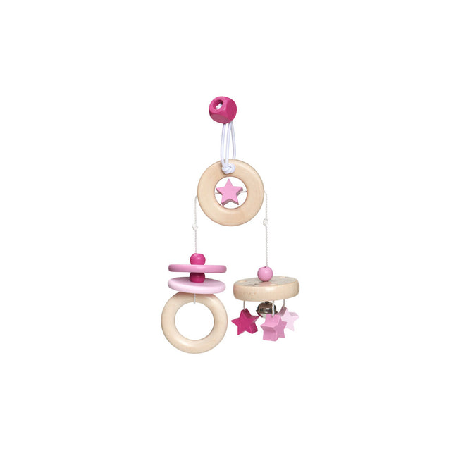 "Selecta - Maxi Cosi ""Sternchen Spass"" - Pink"