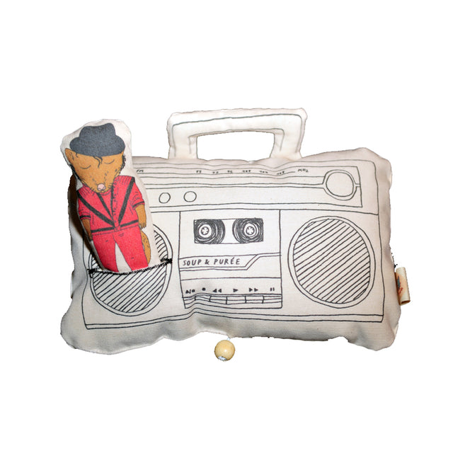 Soup& Puree, Ghetto Blaster Music Box, Michael Jackson