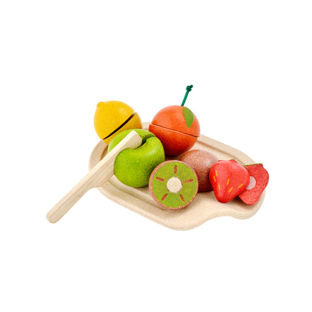 Plan Toys, Assorted Fruit Seta