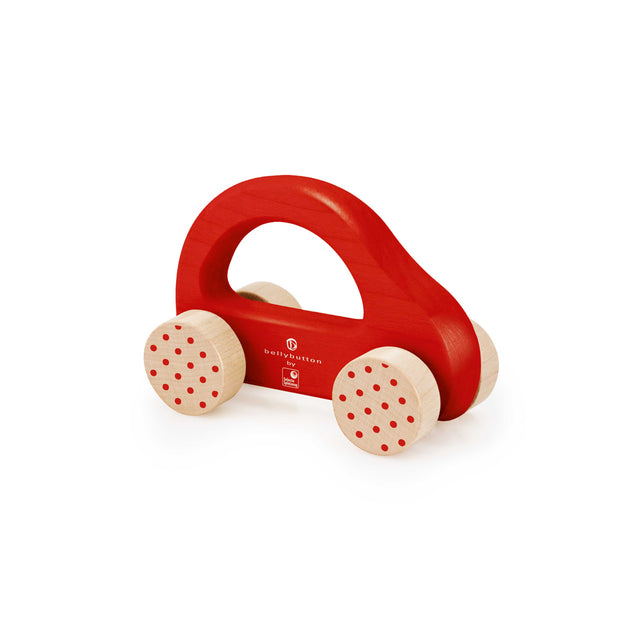 Selecta, Little Racer Car, Red