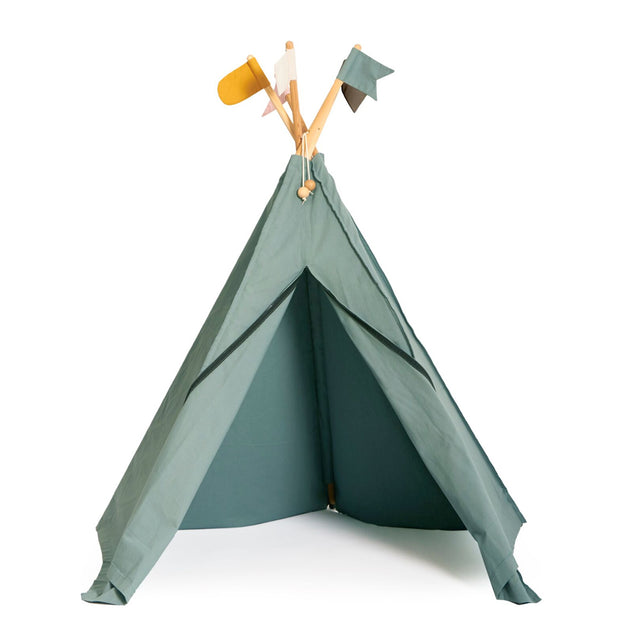 Roommate - Hippi Tipi Tent - Sea Grey