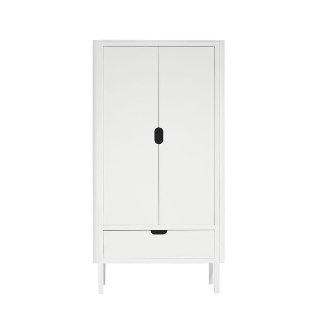 Sebra - Wardrobe - The Sebra Wardrobe - Double Door - White