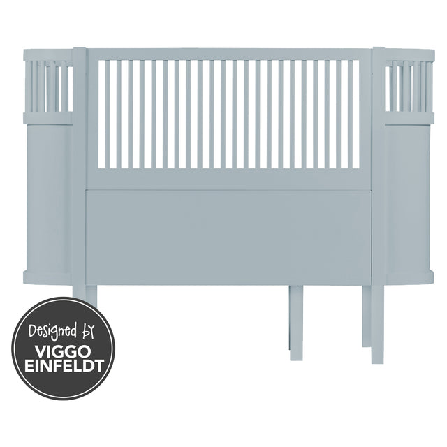Sebra - Baby Cot - The Sebra Bed - Cloud Blue