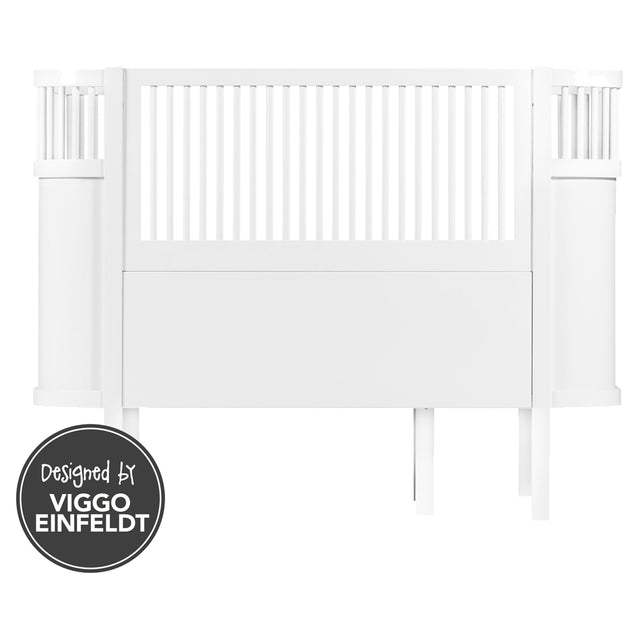 Sebra - The Sebra Bed - Baby & Junior Bed - White