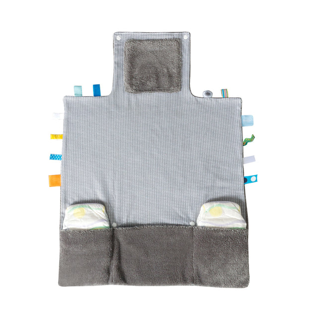 Snooze Baby - Easy Changing Pad - Storm Grey