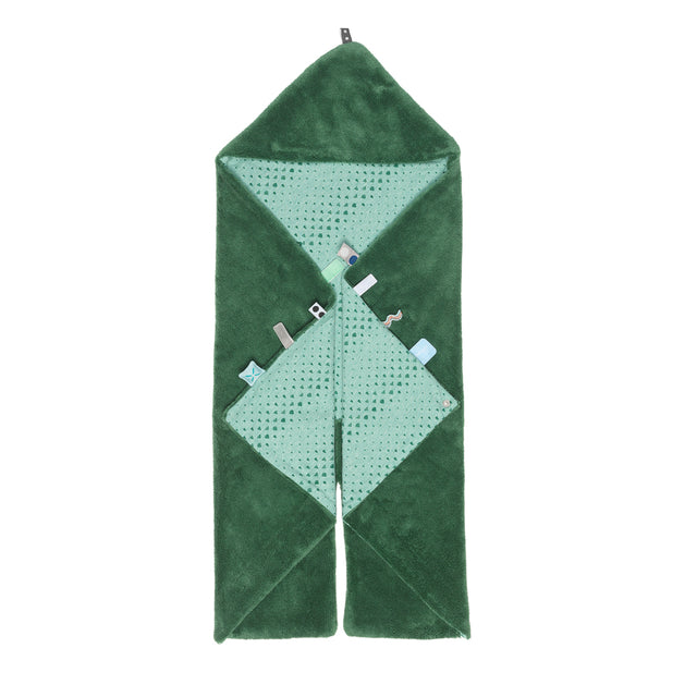 Snooze Baby - Maxi Cosi Blanket - Forest Green