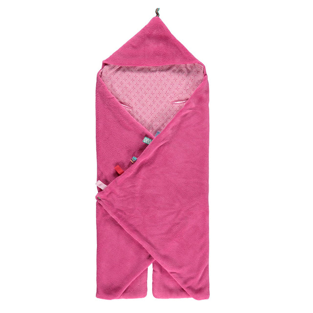 Snooze Baby - Maxi Cosi Blanket - Funky Pink
