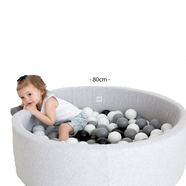 Minibe, Standard Dry Pool with 200 coloured balls