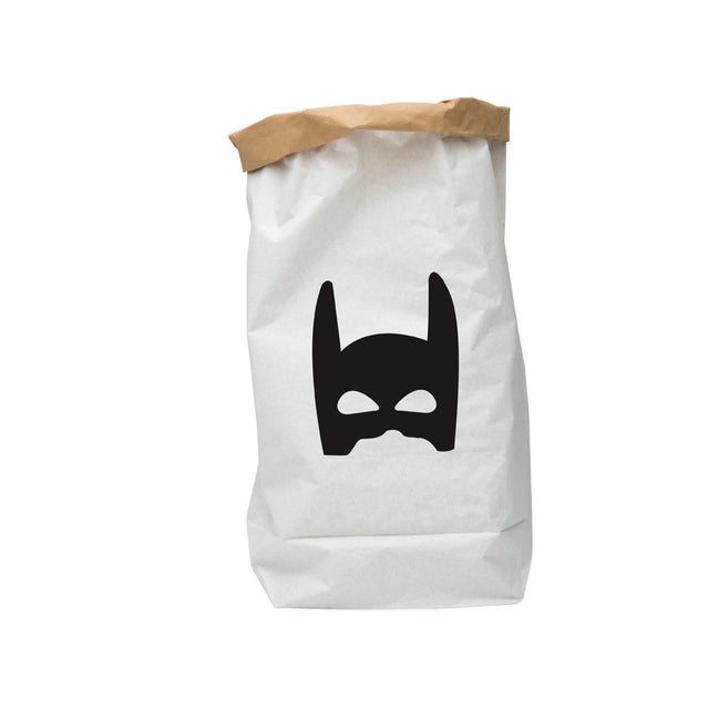 Tellkiddo, Paper Bag, Superhero