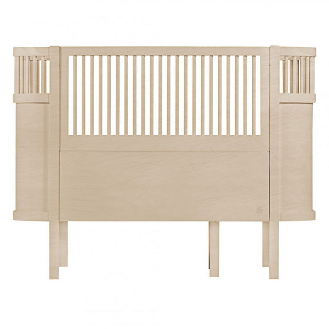 Sebra - The Sebra Bed - Baby & Junior Bed - Wooden Edition