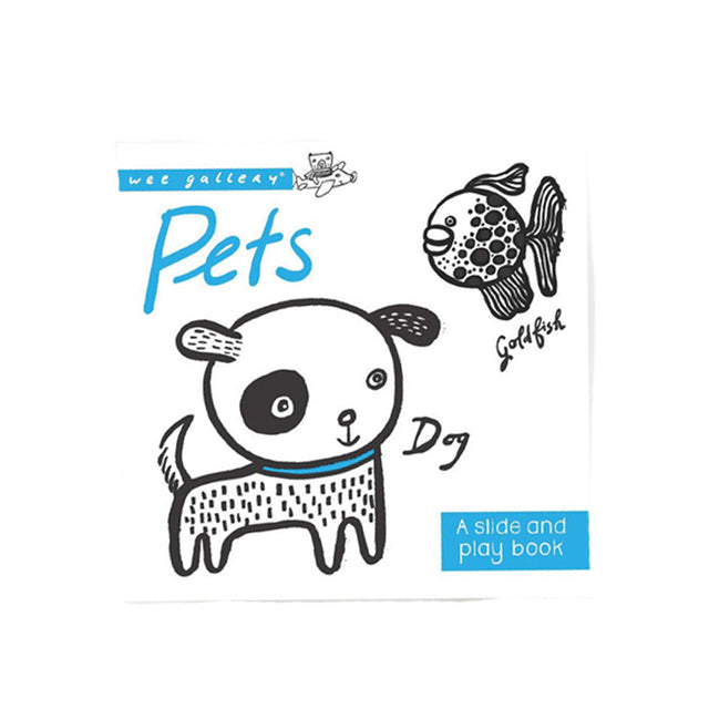 WeeGallery - Slide & Play Book - Pets