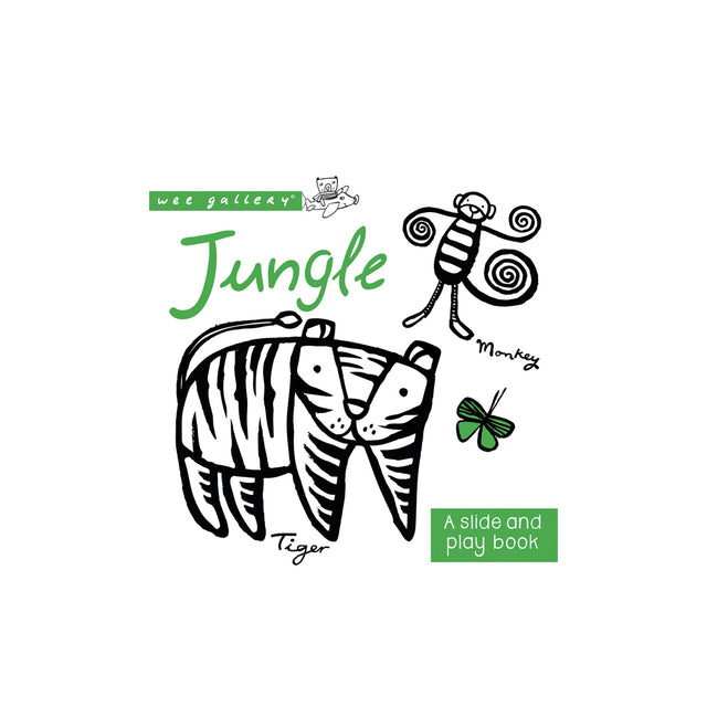 WeeGallery - Slide & Play Book - Jungle