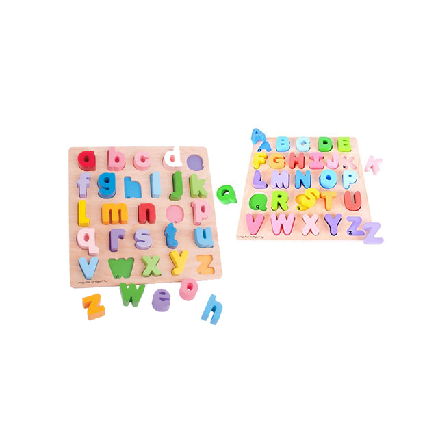 ABC Puzzle - Lowercase