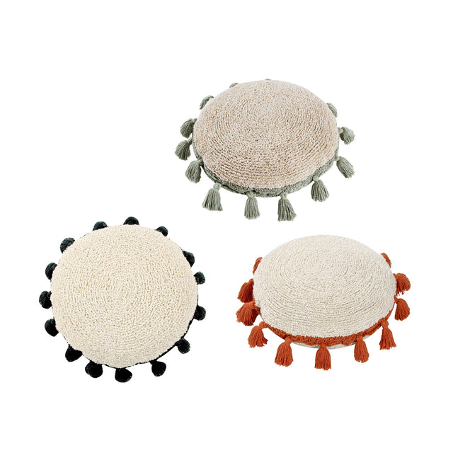 Lorena Canals, Circle Cushions