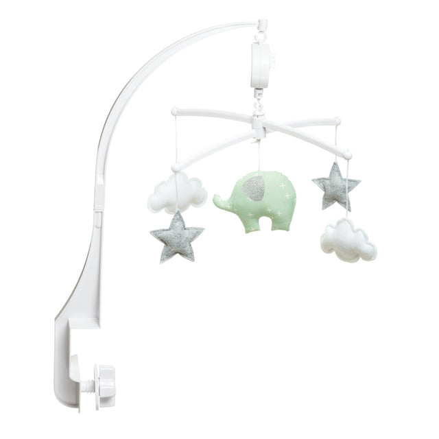 Pouce et Lina, Musical Mobiles, Green Elephant