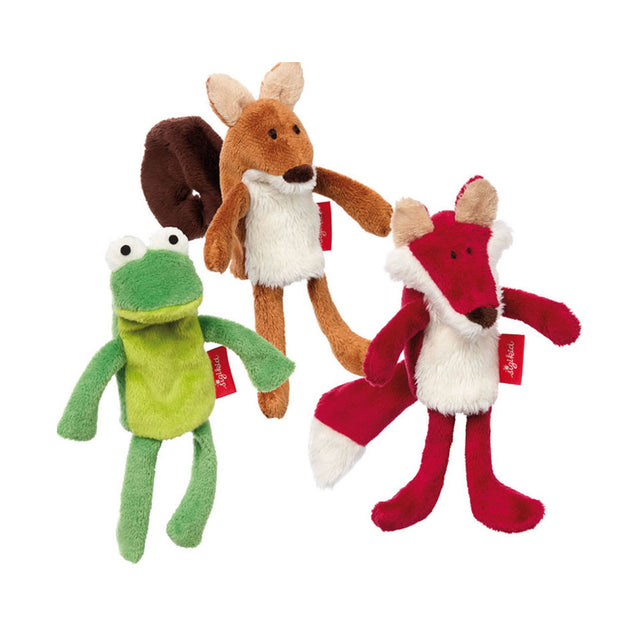 Sigikid, Forest Finger Puppet Set
