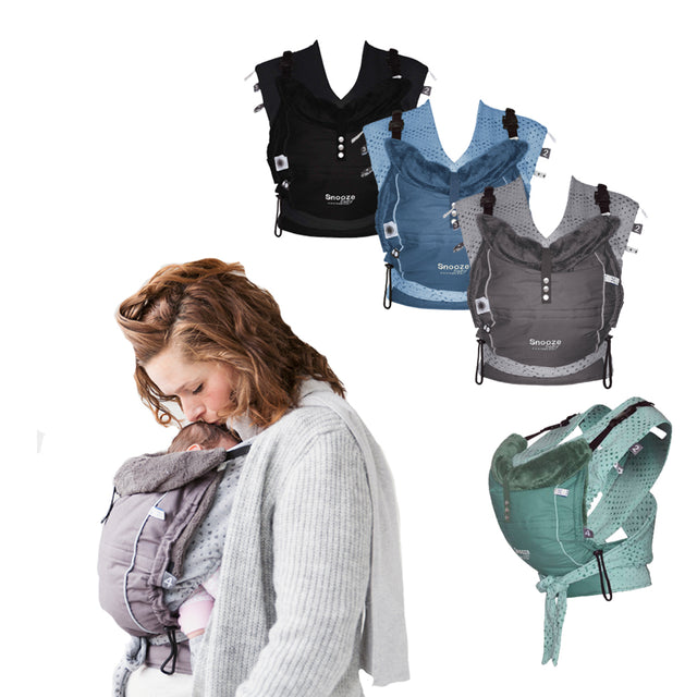 Snoozebaby, Kiss and Carry Babby Carrier