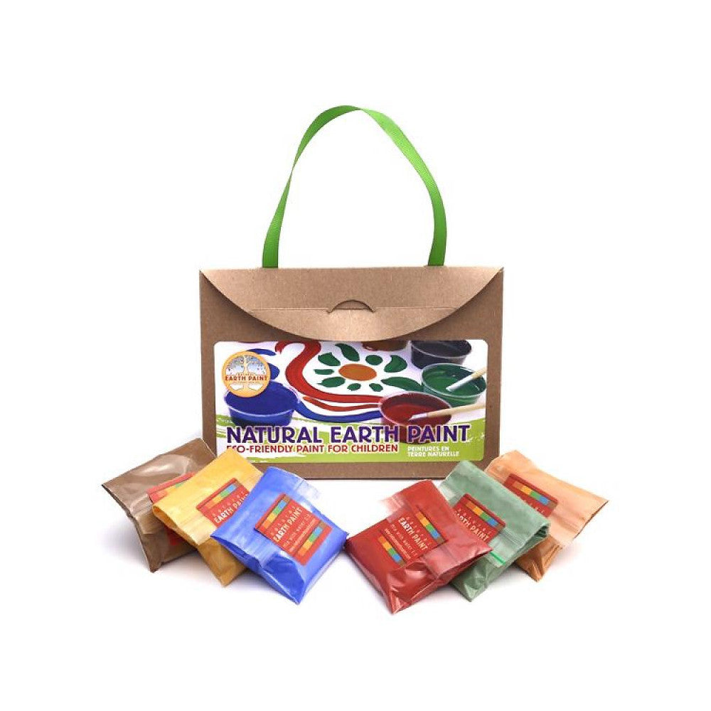 Natural Eart Paint, Earth Paint Kit