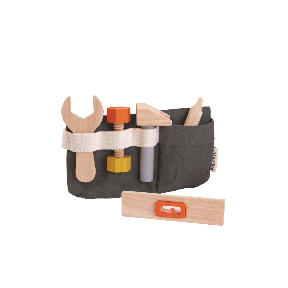 PlanToys, Wooden Tools Belt