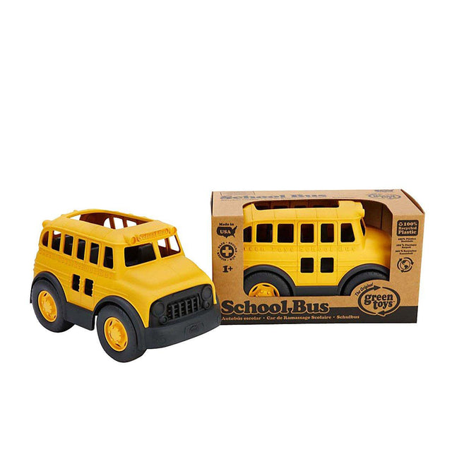 Green Toys, School Bus