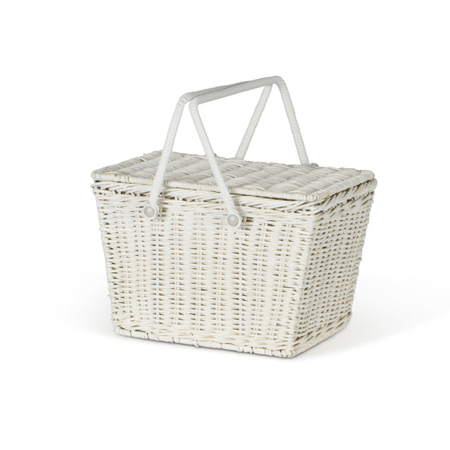 Olli Ella - Piki Baskets - White