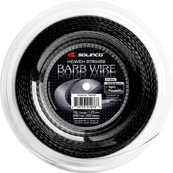 Barb Wire Reel