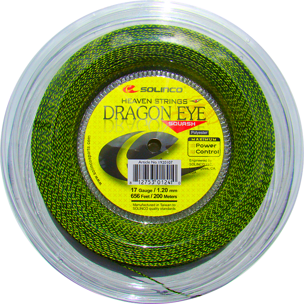 Dragon Eye Reel