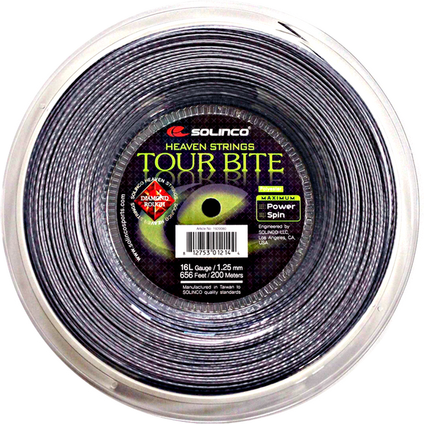 Tour Bite Diamond Rough Reel