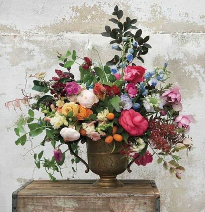 #15 Spring Arrangement - 24-Jan-2018