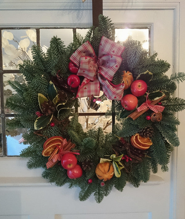 # Christmas Wreath - 28th November 2018