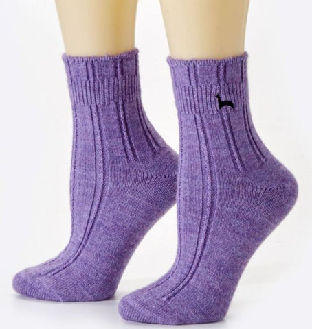 Alpaca Sock - Ankle-Length Sock