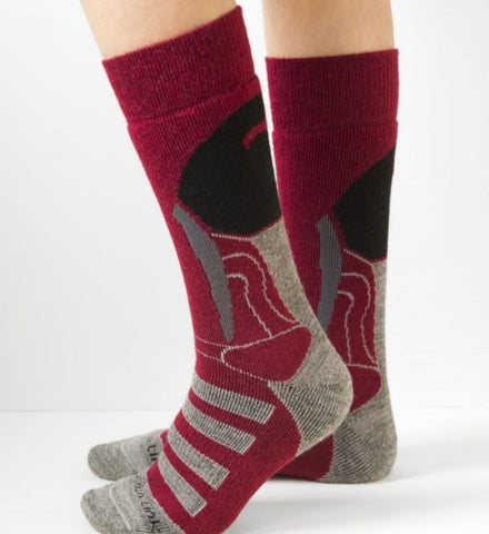 Alpaca Socks - Fun Outdoor