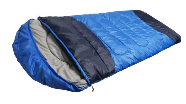 Alpaca Sleeping Bag - 100% Alpaca Filled and Compressible