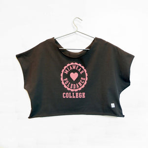 Pole dance College crop top