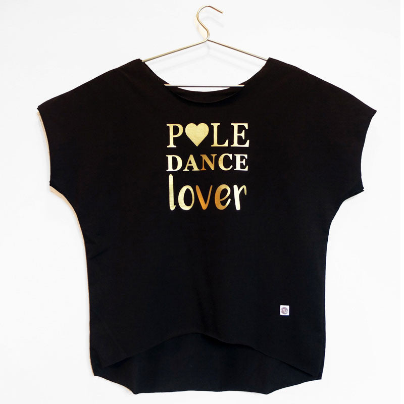 Pole Dance Lover loose tee
