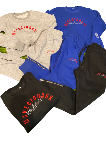 Women's Worldwide Sweatsuits