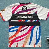 Dream Big Multicolor TShirt - Make Big Bank