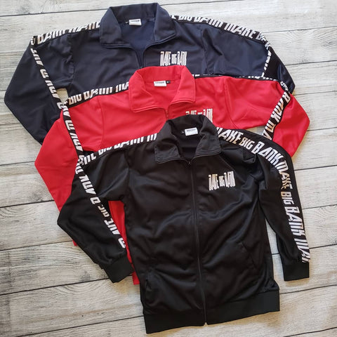 Elite Track Jacket - Make Big Bank