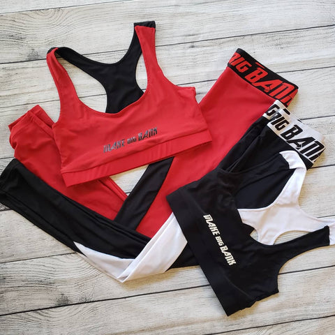 TwoTone Sports Bra/Legging set - Make Big Bank