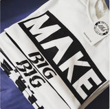Block T-shirt  (Unisex) - Make Big Bank
