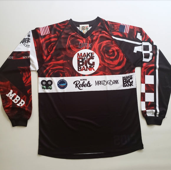 Winners Circle Motocross Jersey