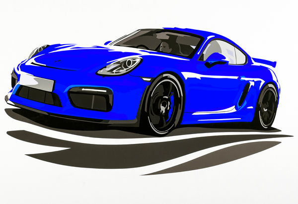 Wallpaper GT4 Different colors possible