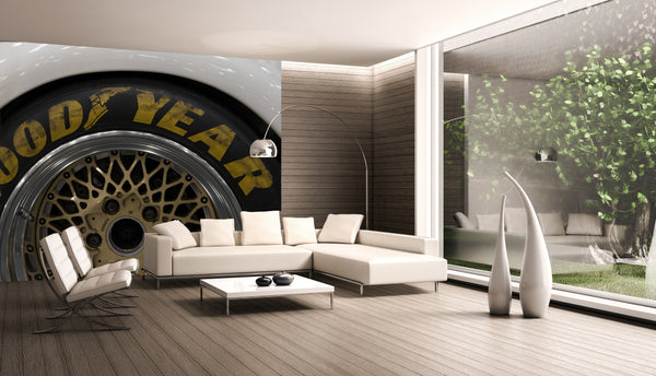 Wallpaper Goodyear tyre