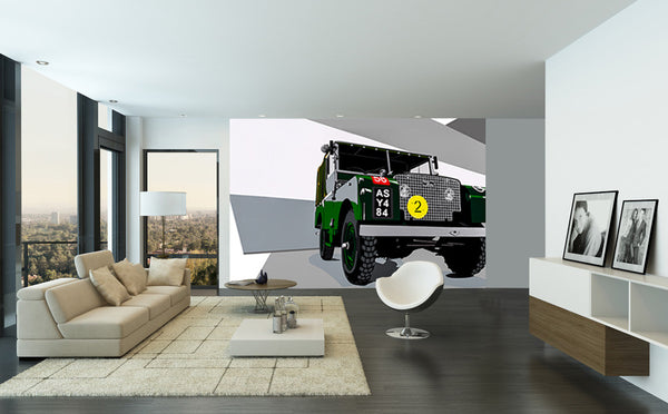 Wallpaper S1 Land Rover